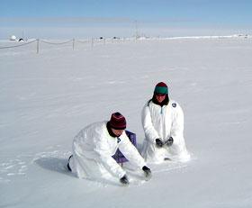 Summit Greenland